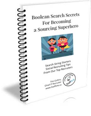 Download Stafflink's Boolean Search Secrets for Becoming a Sourcing Superhero